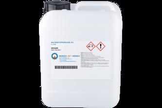 Waterstofperoxide 9%, 5 L