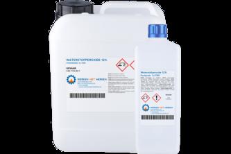 Waterstofperoxide Foodgrade 12%
