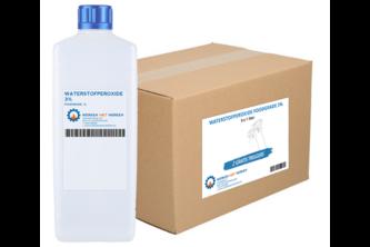 WATERSTOFPEROXIDE FOODGRADE 3% 1 L