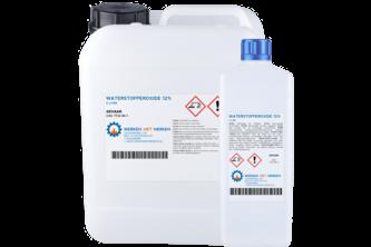 Waterstofperoxide 3%