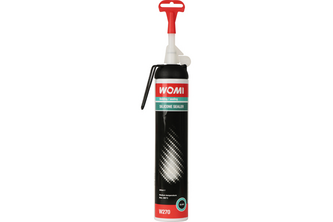 Womi Silicone Sealer 200 ML, Zwart