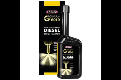 Wynn's wynn's formula gold diesel system treatment 500ml