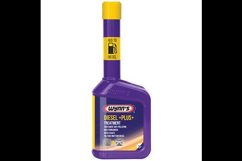 Wynn's diesel +plus+ treatment 325 ml