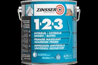 Rust-Oleum Zinsser 1-2-3 Primer