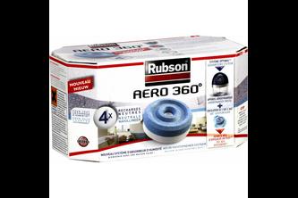 Rubson AERO 360 Navullingen 4x 450 GR