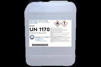 Biologische Ethanol 100% 10 L