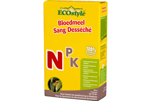 Ecostyle bloedmeel 1,6 kg,