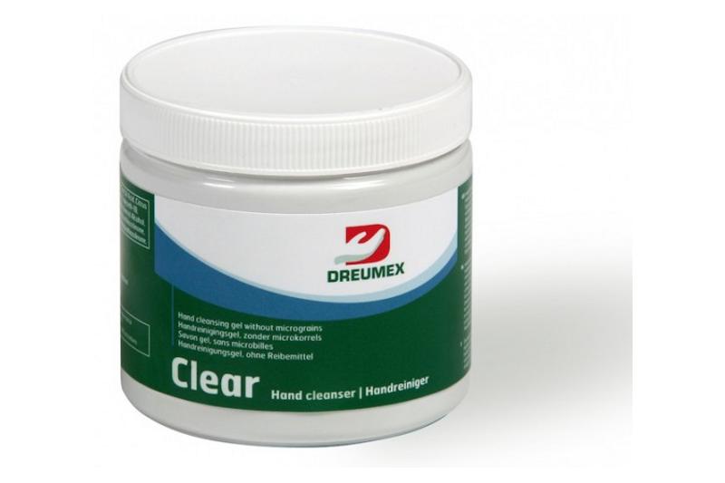 Afbeelding van Dreumex handreiniger clear 600 ml, potje