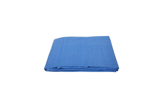 Argos PE Dekkleed / Dakzeil – Blauw 5 x 6 M, 100 g/m2, Blauw