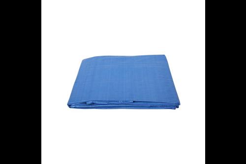 Argos pe dekkleed / dakzeil – blauw 4 x 5 m, 100 g/m2, blauw