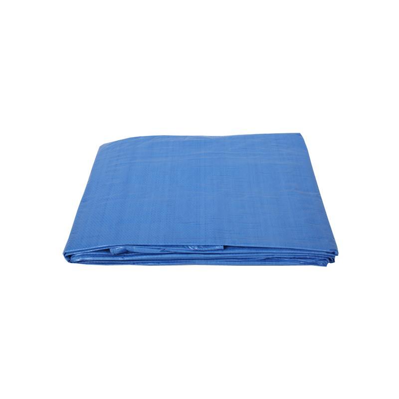 Afbeelding van Argos pe dekkleed dakzeil blauw 10 x 12 m, 100 g m2,
