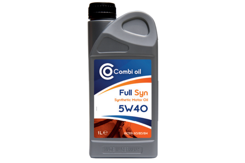 Afbeelding van combi olie oil full synthetic 5w40 1 l, fles