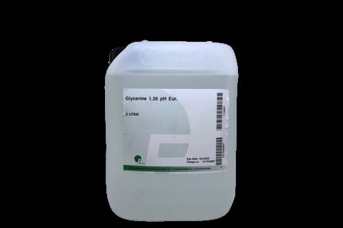 Glycerine 1.26 5 l