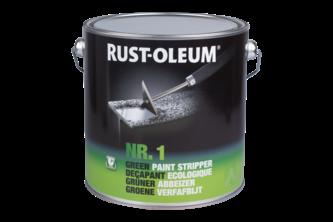 Rust-Oleum Groene Verfafbijt 2,5 L, Groen, BLIK