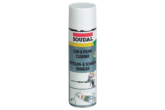Soudal Gun & Foam cleaner 500 ML, BUS