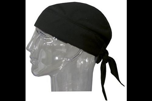 Techniche hyperkewl bandana koeling zwart, één maat
