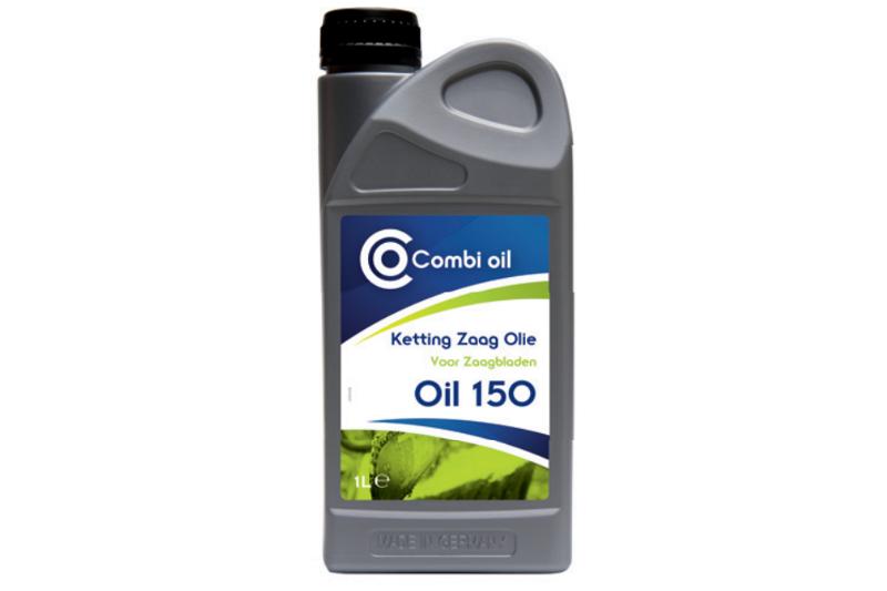 Afbeelding van combi olie oil kettingzaagolie 150 1 l, fles