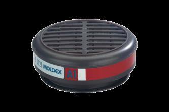 Moldex 8100 Gasfilter A1 voor serie 8000 2 STUKS