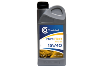 COMBI OLIE Combi-Oil Multigrade 15W-40 1 L, FLES