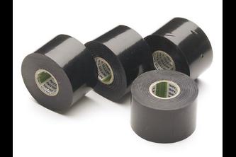 NITTO TAPES Nitto Isolatietape 1 rol tape, 50MM x 20M, ZWART