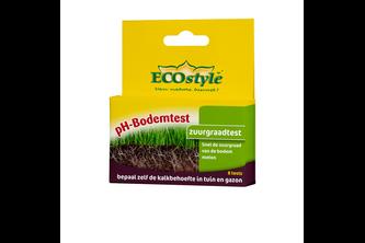 ECOstyle pH-Bodemtest 8 STUKS