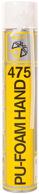 Afbeelding van Connect products seal it 475 pu foam hand 750 ml, creme