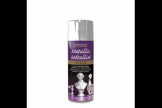Rust-Oleum Metallic Effect Spuitverf Metallic, 400 ML, Helder Goud, Spuitbus