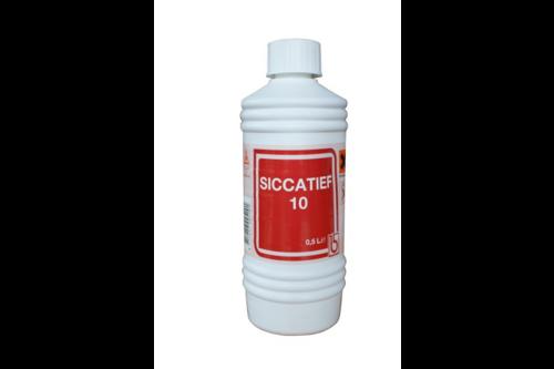 Bleko siccatief 10 0,5 l, flacon