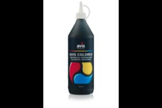 Avis Colorex 500 ML, ZWART