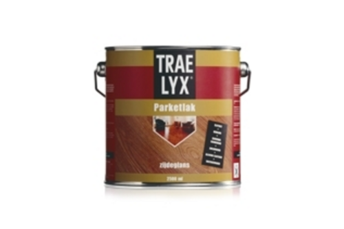 Trae-lyx parketlak mat, 750 ml,