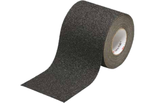 3m safety walk anti slip grof 50,8 mm,  , zwart, grof, 18,3 meter