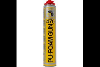 Connect Products Seal-It 470 PU Foam Gun 750 ML, CREME