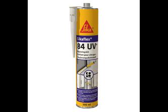 Sikaflex 84 UV+ 300 ML, Wit, PATROON