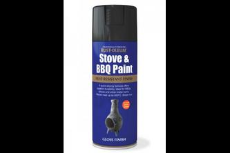 Rust-Oleum Stove & BBQ Paint