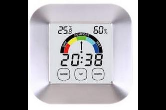 Royal Furniture Care WMM Digitale Hygrometer & temperatuurmeter