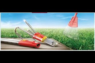 Tuingereedschap en tuinmachines