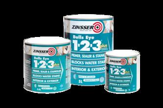 RUST-OLEUM Zinsser Bulls-Eye 1-2-3 Plus Primer
