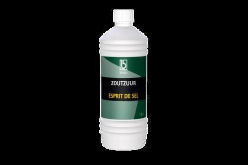 Bleko zoutzuur 10% 1 l, flacon
